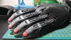 Designing & 3D Printing Fingernails for E-NABLE