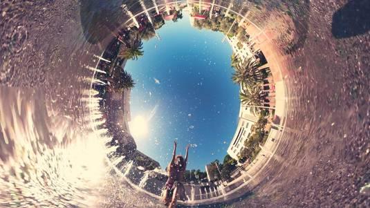 The Fountain Fotoshoot