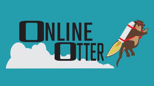 Online Otter Branding
